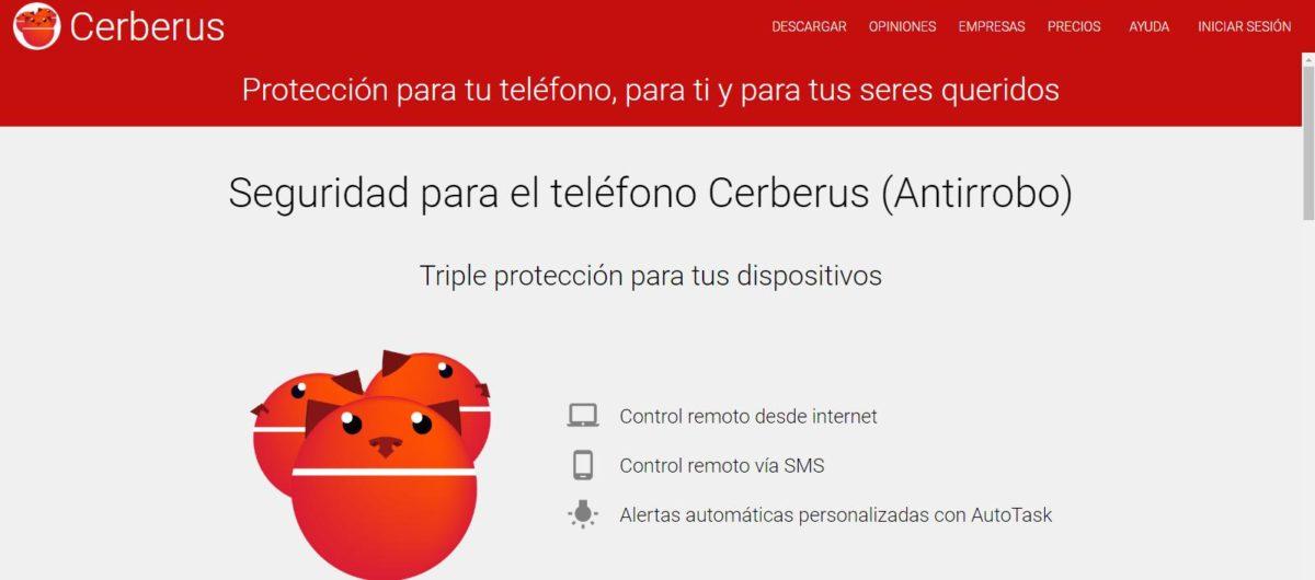 cerberus app