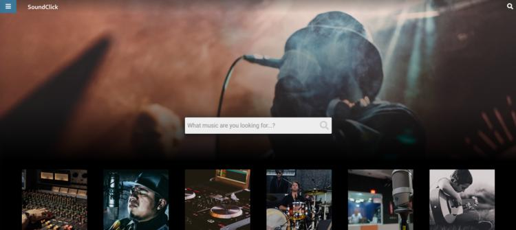 soundclick, descargar musica gratis y legal