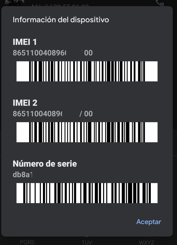cambiar IMEI en android dual sim