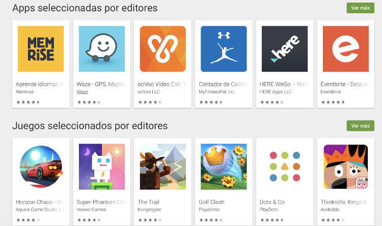 descargar play store de google