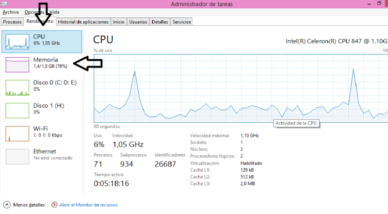 Cómo verificar que Windows Update no funciona