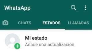 Estados de Whatsapp