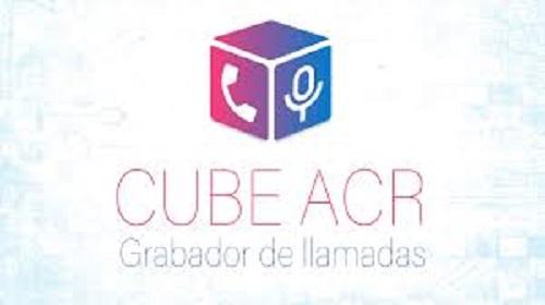 Logo de la Aplicación Cube ACR