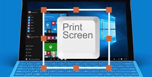Captura de pantalla en PC