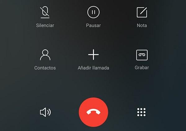 Grabar una llamada con Android