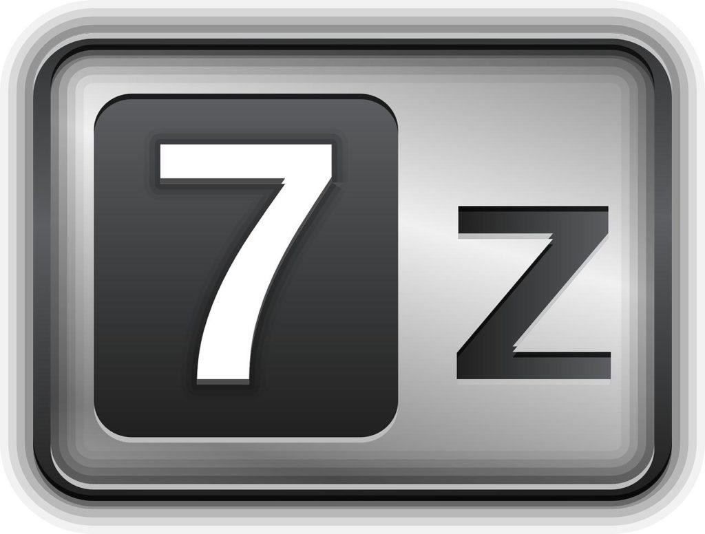 Programa 7zip