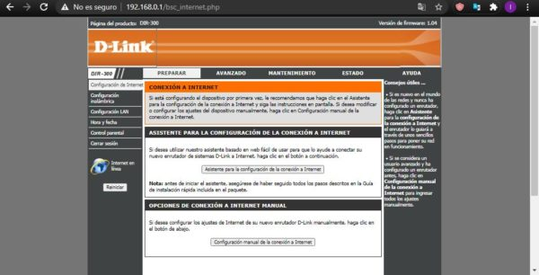 Cómo restringir un sitio web en una red