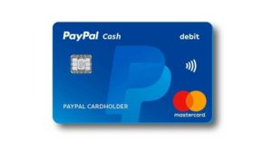 Tarjeta PayPal en España