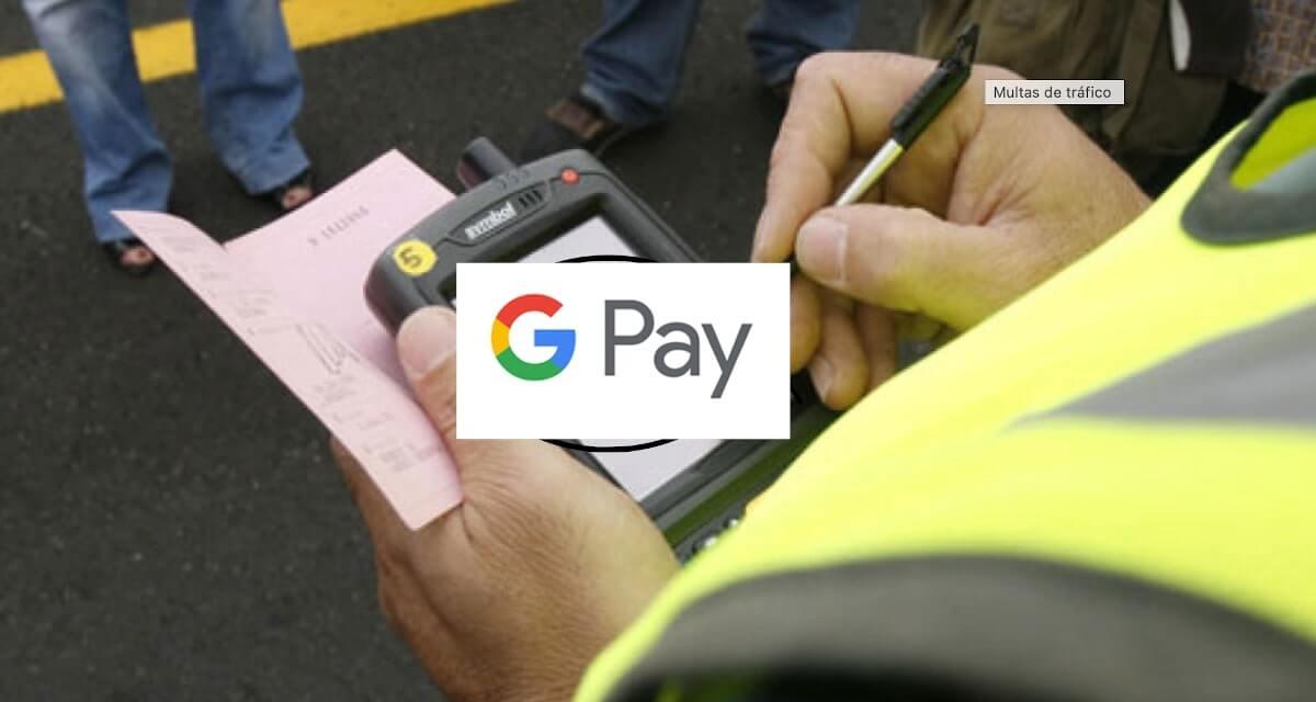 como pagar multas de la dgt con el movil