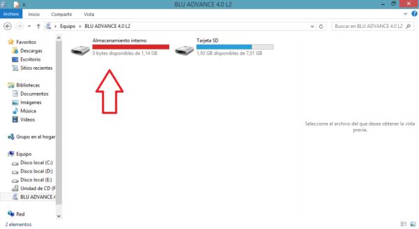 Ingresa a la memoria interna de tu celular con la pantalla rota para recuperar sus datos