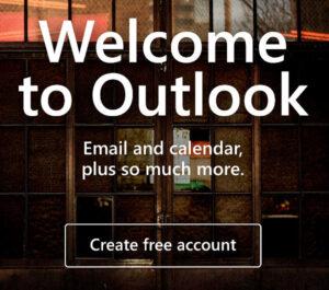 abrir cuenta de outlook hotmail gratis