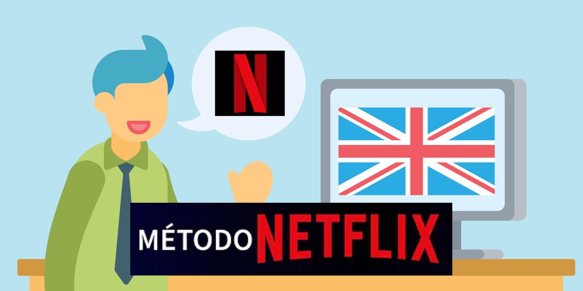 aprender ingles con el método netflix
